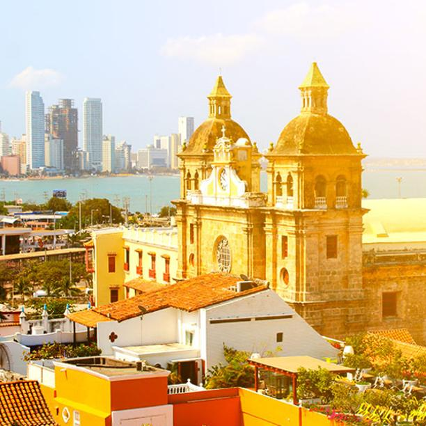 Colômbia: Cartagena