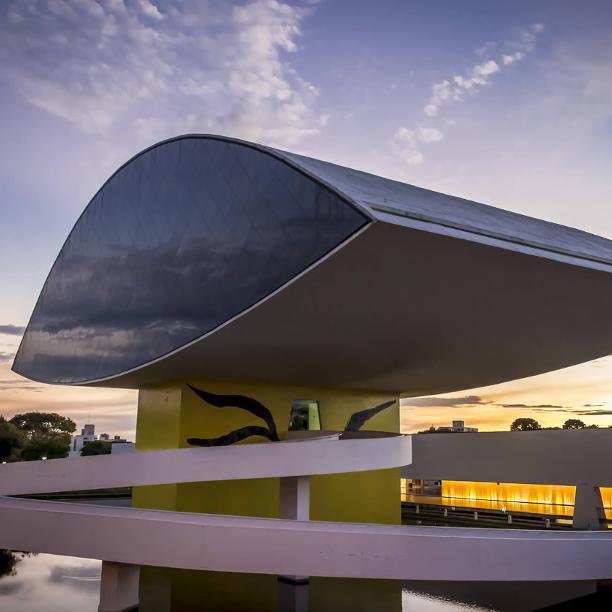 Voo + Hotel Luxuoso 5 estrelas: Curitiba