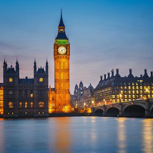 2 em 1: Londres + Paris